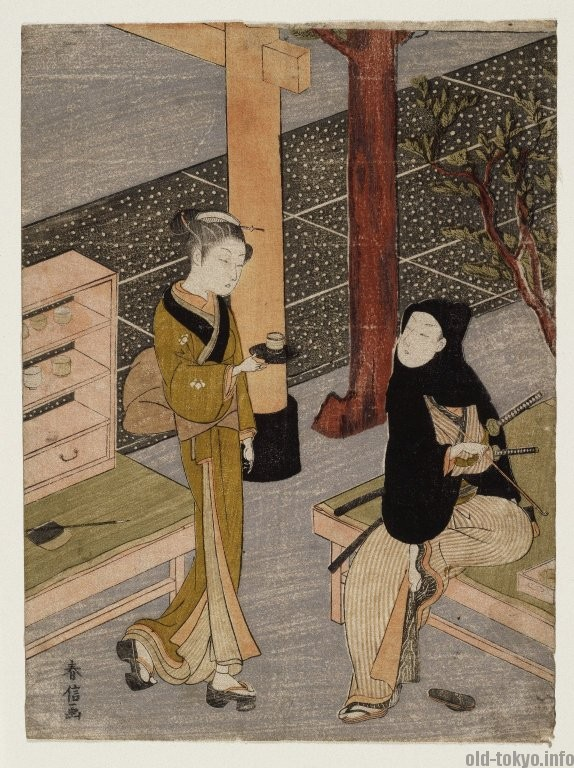 Brooklyn_Museum_-_The_artist_and_O-sen_-_Suzuki_Harunobu